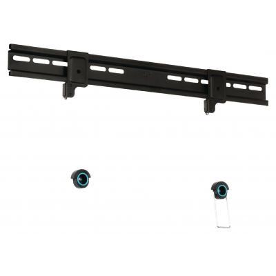"Valueline montagehaak: TV wall mount ultra flat 42 - 65"", 45 kg - Zwart"