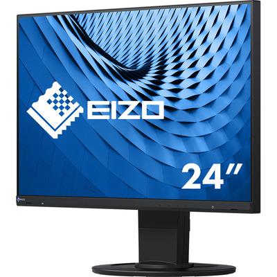 "EIZO FlexScan 23.8"" IPS FHD Monitor - Zwart"