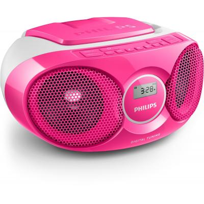 Philips CD-radio: CD-soundmachine - Roze