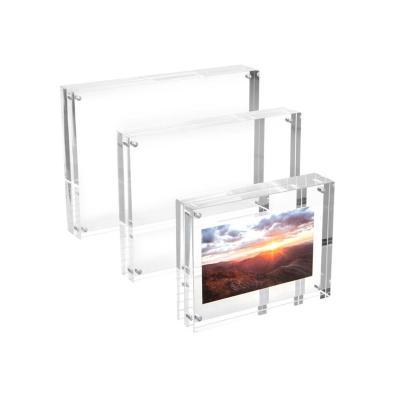 Maul fotolijst: 15.0 x 11.5 x 2.4 cm - Transparant