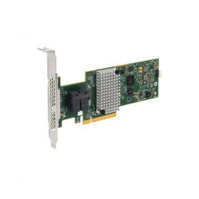 Lenovo interfaceadapter: N2215 SAS/SATA Host Bus Adapter - Multi kleuren