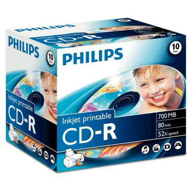 Philips CD-R CR7D5JJ10/00 CD