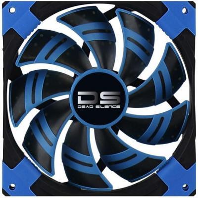 Aerocool Hardware koeling: DS Blue Edition - Zwart, Blauw
