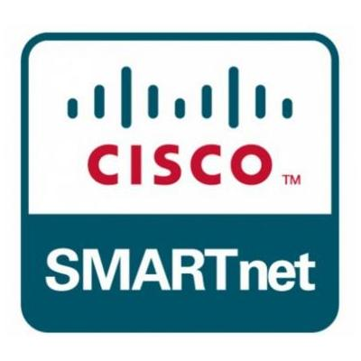 Cisco garantie: SMARTnet, 24x7x4