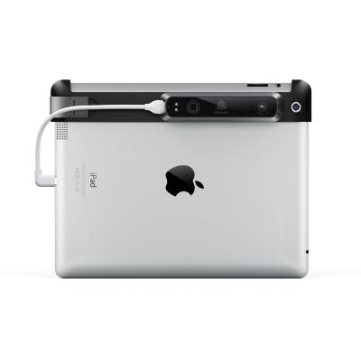 3d systems : iSense 3D Scanner for iPad 4 - Zwart