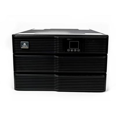 Vertiv Liebert GXT4 10000 VA (9000 W) 230 V rack/toren-UPS, E-model UPS - Zwart