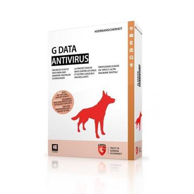 G DATA C1001ESD12009 software licentie