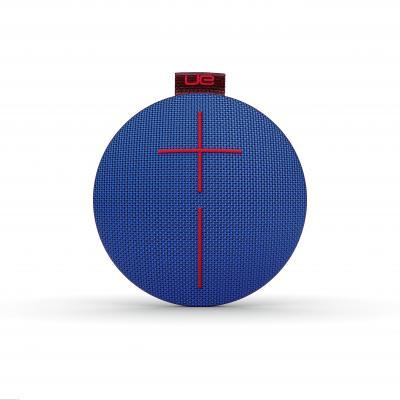 Logitech draagbare luidspreker: Ultimate Ears Roll - Blauw, Rood