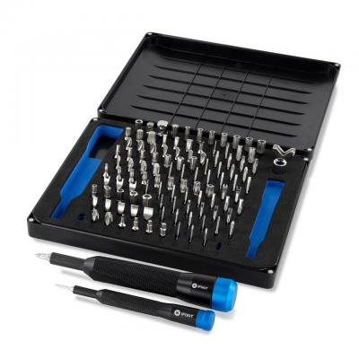 """IFixit 112 4 mm and 1/4"""" driver bits plus 's precision 4 mm and 1/4"""" aluminum screwdriver handles in our next gen ....."""