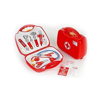 Theo klein role play toy: Doctor case - Rood