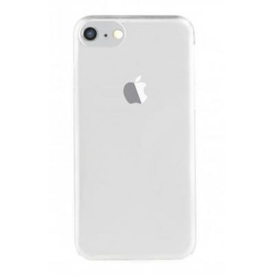 Xqisit mobile phone case: iPlate - Transparant