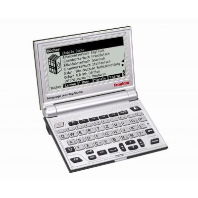 Franklin e-reader: QWERTZ, 2 AAA, 140 g - QWERTZ