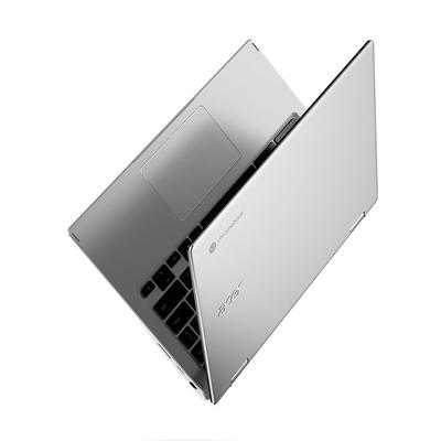 Acer Chromebook Enterprise Spin 513 R841T-S90G - QWERTY Laptop - Grijs