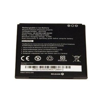 Acer mobile phone spare part: 3-Pin, 1500 mAh - Zwart