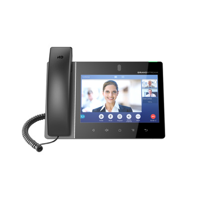 "Grandstream Networks GXV3380, 16 lines, 8"" 1280x800 IPS LCD, 2 MP CMOS, Bluetooth 4.2 + EDR, RJ-9, ....."