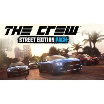 Ubisoft : The Crew - Street Edition Pack