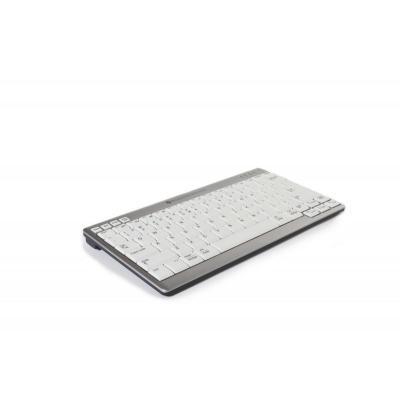 BakkerElkhuizen UltraBoard 950 Wireless Toetsenbord - Grijs, Wit