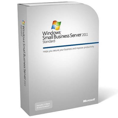 Microsoft Besturingssysteem: Windows Small Business Server 2011 CAL