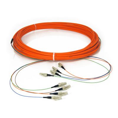 Baaske Medical 2006081 Fiber optic kabel - Multi kleuren,Oranje