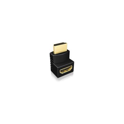 ICY BOX IB-CB009-1 Kabel adapter - Zwart