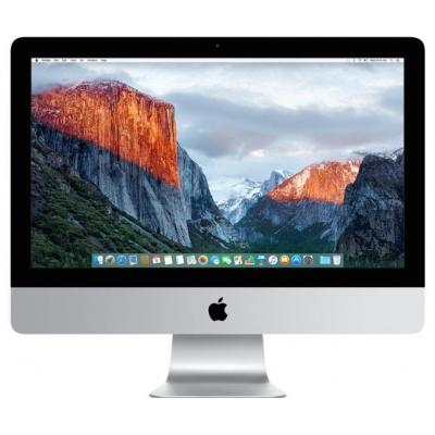 """Apple all-in-one pc: iMac 21.5"""" i5 1.6GHz incl. Wired Mouse + Wired Keyboard - Zilver"""