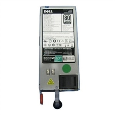 DELL 450-AEWS Power supply unit - Zwart, Roestvrijstaal