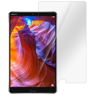 ESTUFF Huawei Media Pad M5 10.8 Clear Screen protector - Transparant