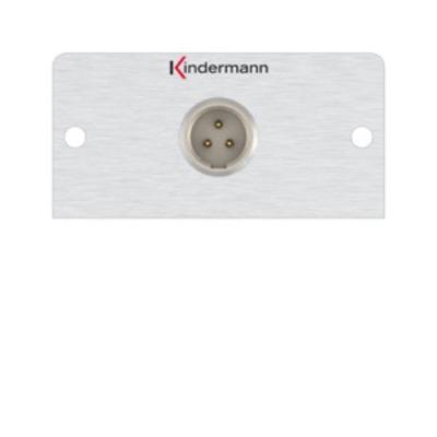 Kindermann 7444000415 Wandcontactdoos - Wit