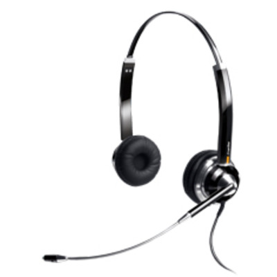 ClearOne Chat 30D Headset - Zwart