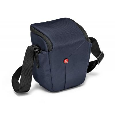 Manfrotto cameratas: Synthetic Fabric, blue - Blauw