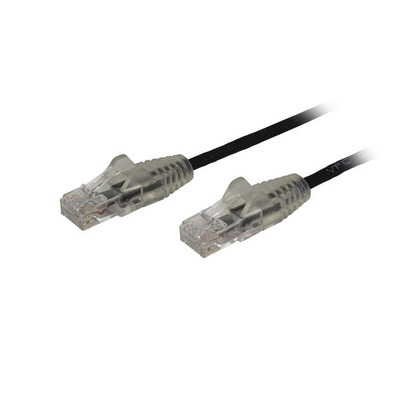 StarTech.com N6PAT250CMBKS UTP-kabels