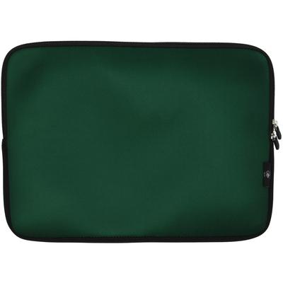 Imoshion Universele sleeve met handvatten 15 inch - Groen - Groen / Green Notebook tas en case