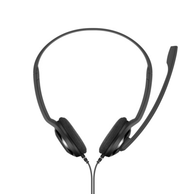 EPOS Sennheiser PC 8 USB Headset - Zwart