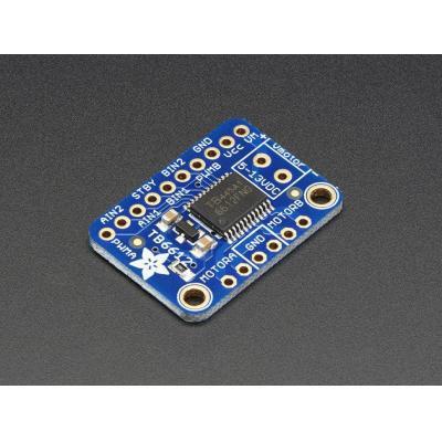 Adafruit : TB6612 1.2A DC/Stepper Motor Driver Breakout Board