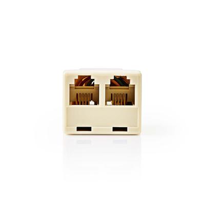 Nedis TCGP90990IV Kabel splitter of combiner - Ivoor