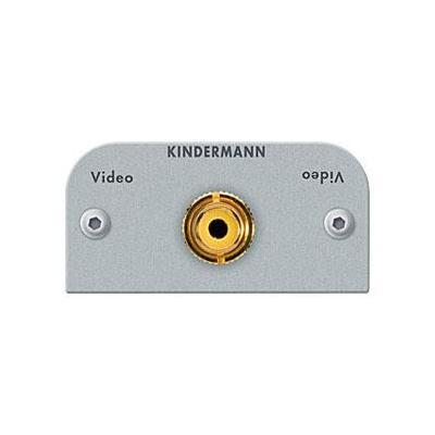 Kindermann 7441000503 Montagekit - Zilver