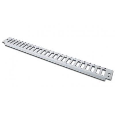 Assmann electronic patch panel accessoire: DN-96202 - Grijs