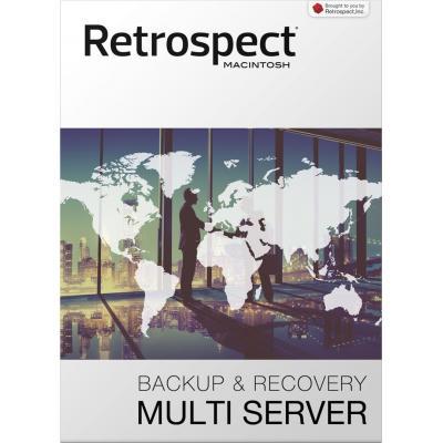 Retrospect backup software: - (v15) - Client 1-Pack - Upgrade license - 1 client - download - MAC