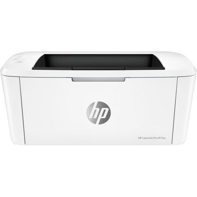 HP LaserJet Pro M15w Laserprinter - Zwart