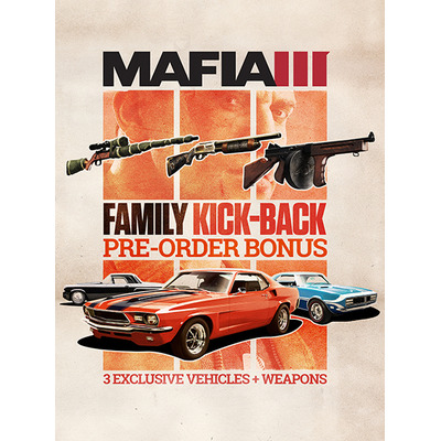 2k : Mafia III Family Kick-Back PC