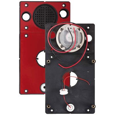 Mobotix Audiomount Camera-ophangaccessoire - Zwart, Rood