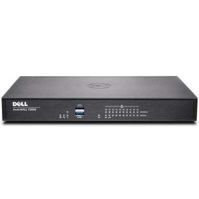 Dell firewall: SonicWALL TZ600