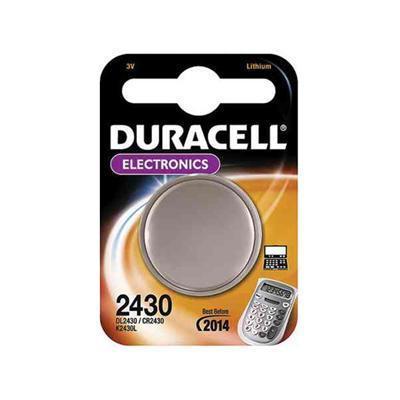Duracell batterij: CR2430 3V