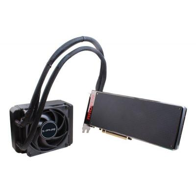 Sapphire videokaart: Radeon Pro Duo 8GB