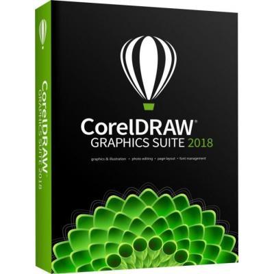 Corel DRAW Graphics Suite 2018 Software licentie