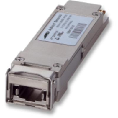 Allied Telesis AT-QSFPLR4 Netwerk tranceiver module - Zilver