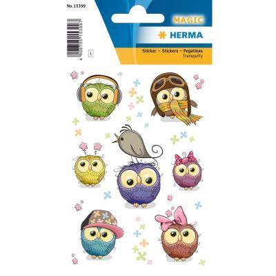 Herma sticker: MAGIC - Multi kleuren