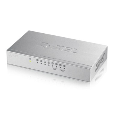 Zyxel GS-108B V3 Switch - Zilver