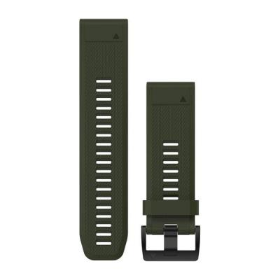 Garmin horloge-band: QuickFit 26 - Groen