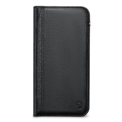 Decoded Leather Wallet Case for iPhone 7, Black Mobile phone case - Zwart